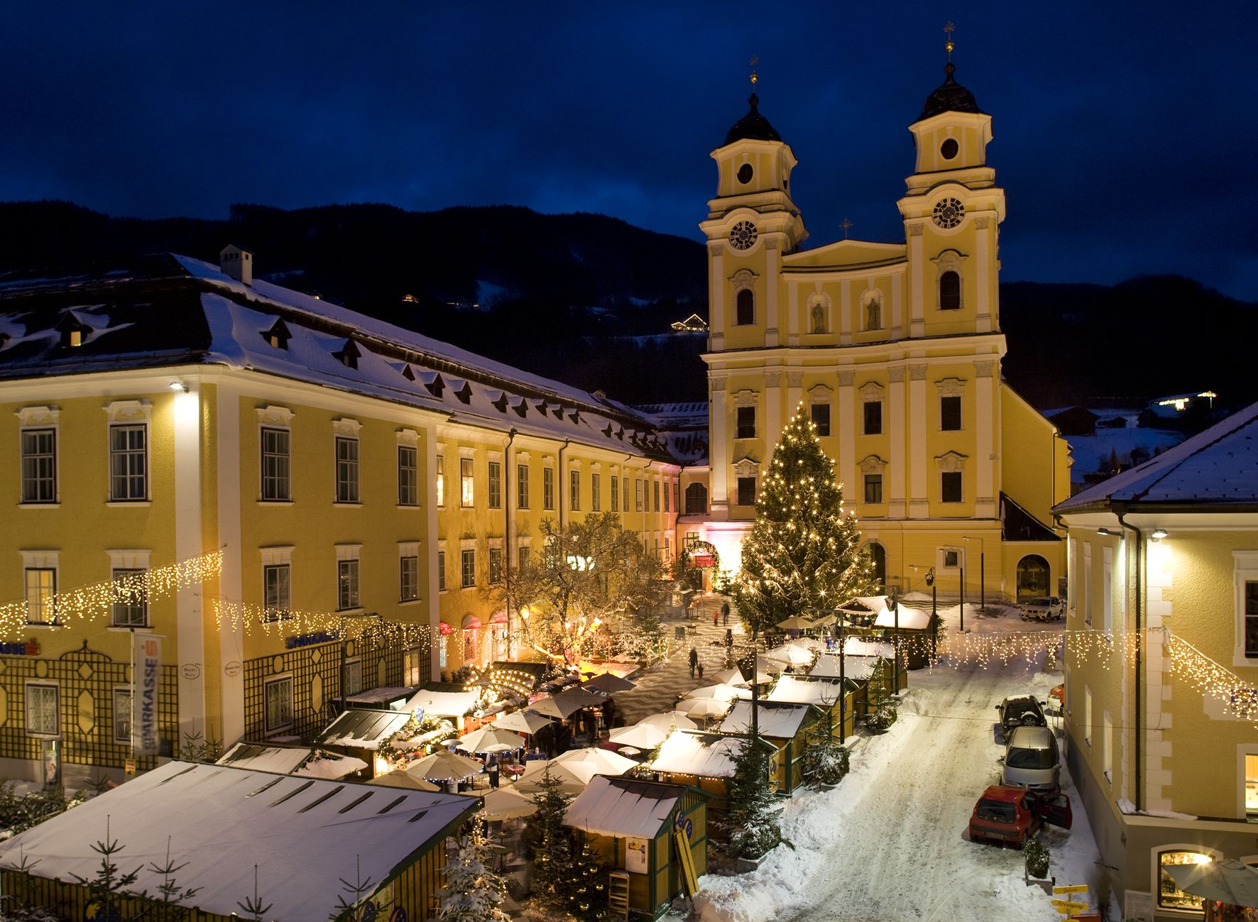 St.Wolfgang Adventmarkt
