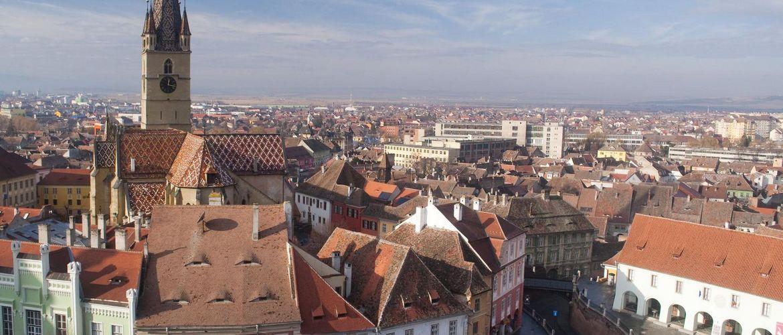 Sibiu stadt